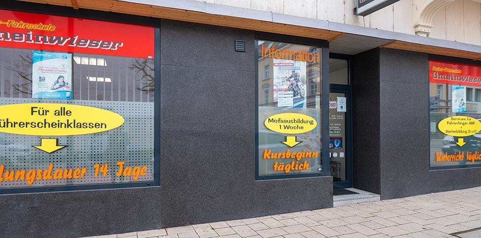Fahrschule in Straubing