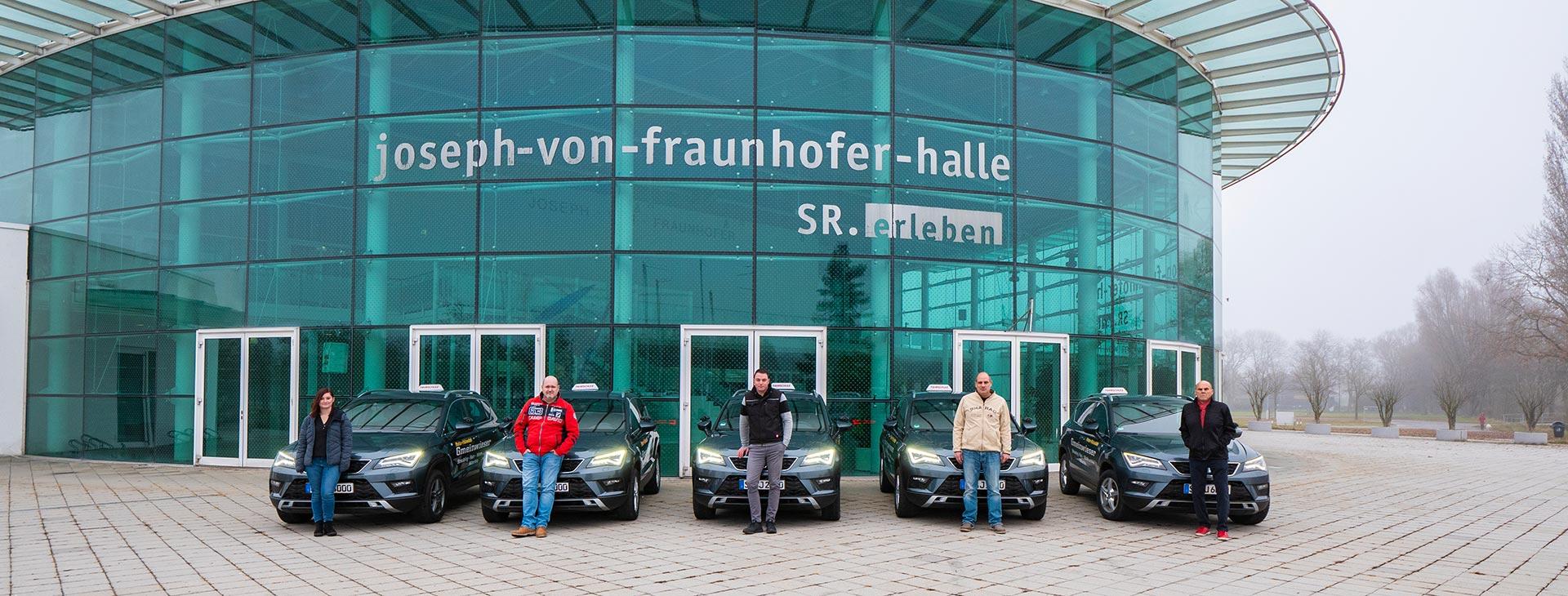 Team von Fahrschule Gmeinwieser in Straubing