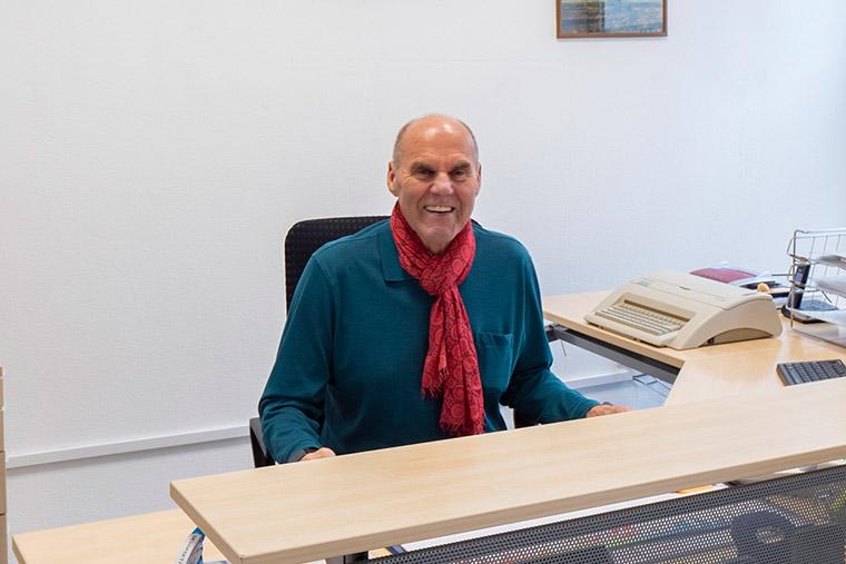 Kurt Gmeinwieser - Inhaber und Fahrlehrer der Fahrschule in Straubing