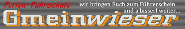 Ferien-Fahrschule Gmeinwieser in Straubing